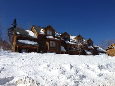 Photo for 3BR Condo Vacation Rental in carrabassett valley, Maine