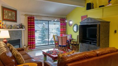 Photo for Remodeled Condo w/ FREE WiFi, Parking, Heated Pool, Hot Tubs, Skier Shuttle