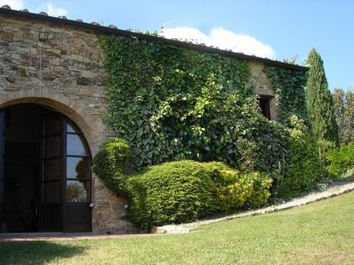 Photo for 2BR House Vacation Rental in Castellina in Chianti