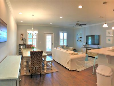 Photo for Brand new townhome just minutes from the beach!