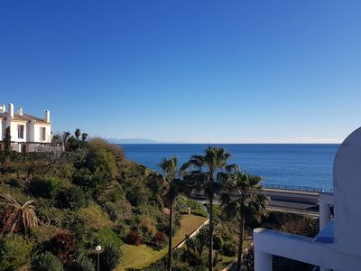 Photo for Playa Mijas apartment Playa Mijas is set between Marbella and historic Malaga.