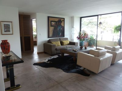 Photo for 2BR Apartment Vacation Rental in Medellin, Antioquia