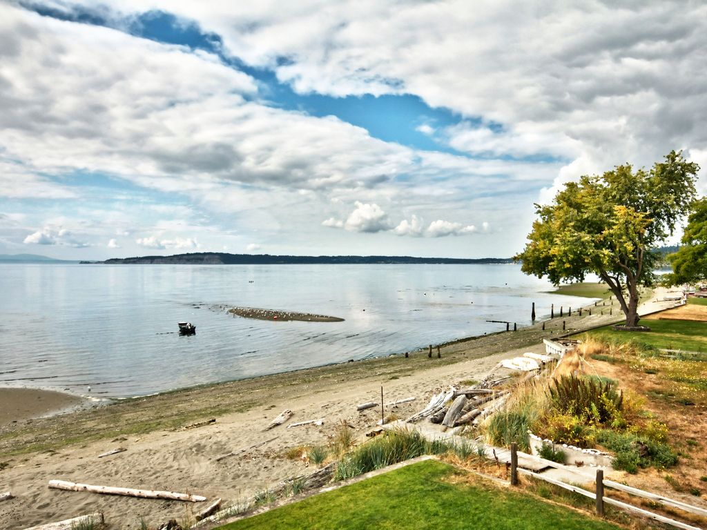 Whidbey Island Vacation Rentals Beach