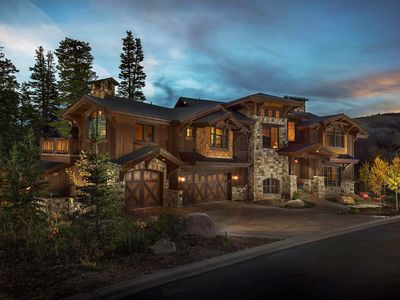 Photo for EUROPEAN LUXURY CHALET - SKI IN-SKI OUT - 8,000 SF - MARCH ON SALE!