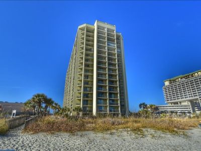 Photo for Ocean Front Condo at South Hampton in Kingston Plantation, Myrtle Beach.