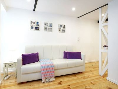 Photo for Homerez last minute deal - Nice apt in Lisbonne and Wifi