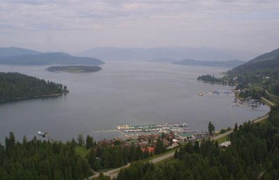 Photo for Beautiful Lake and Mountain Views in Hope, ID-2 Bedroom Condo