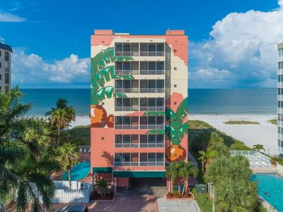 Photo for Gulf Front One Bedroom on Fort Myers Beach/ Estero Island- Beachside Complex