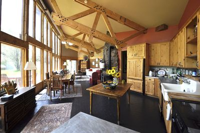 Gorgeous Boutique Ranch Pet Friendly Next To Skiing Fishing Rafting Snowmass