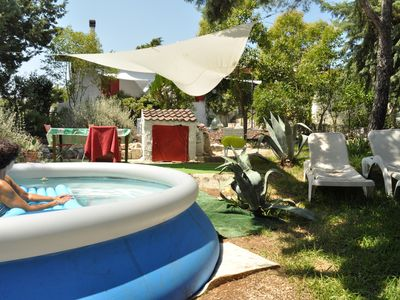 Photo for Lovely Villa in Apulia Countryside and fast Wi-Fi