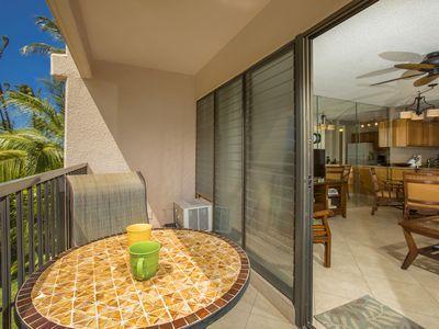 Photo for Kihei Akahi Resort Unit C313 - Beautiful garden and partial ocean view upgraded condo
