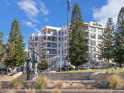 Photo for Beautiful 3 bedroom furnished apartment  in the heart of Coogee Beach