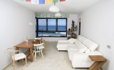 Photo for Cozy and elegant seafront apartment