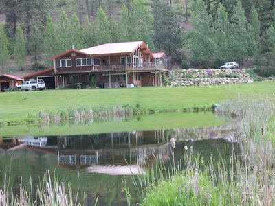 Photo for Ski, hunt, fish or just relax?  This is your place.