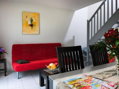Photo for Residence Le Domaine du Golf *** - 3-room house 6 persons Air-conditioned comfort