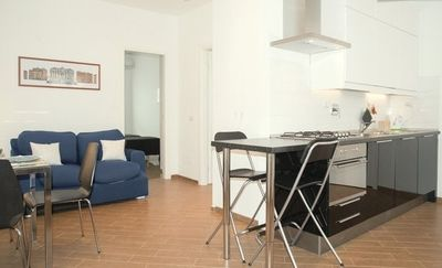 Photo for Finely Refurbished Flat W/ WiFi, Sat TV, Air Conditioning In Rome City Center