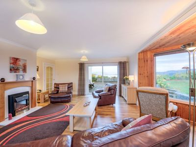 Photo for Vacation home Tigh Grianach in Oban - 6 persons, 3 bedrooms