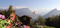 Cottage in the Swiss Alps with amazing views and kind hosts