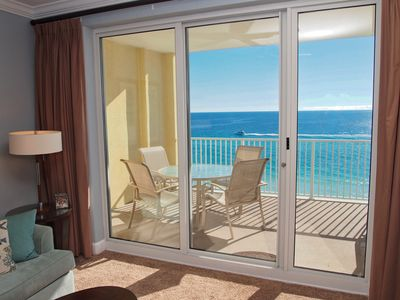 Photo for Beautiful Highly-Rated Ocean Reef Condo, Free Beach Chairs, Large Balcony!!