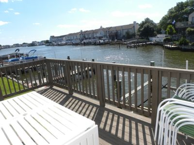 3 Bedroom 2 Bath, Water front, Boat dock,  2 Community Pools,