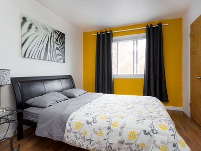 Photo for 2BR Apartment Vacation Rental in Lasalle, QC