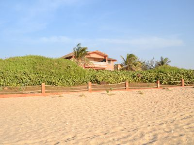 Photo for Holiday house on the beach