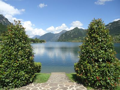 Photo for Holiday apartment Idro for 1 - 4 persons with 2 bedrooms - Holiday apartment