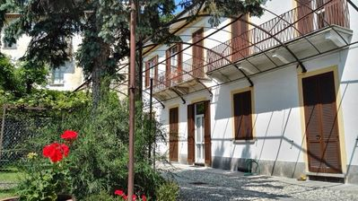 Photo for Holiday apartment Nebbiuno for 2 - 6 persons with 2 bedrooms - Holiday apartment