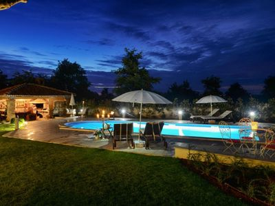 Photo for Fantastic villa for 12 people near the sea 7 bedrooms