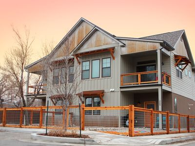 Photo for The Osprey House!  New Salida Townhome on the river and close to town (STR0360)