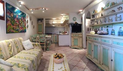 Photo for GIN 130_Apartment, surrounded by greenery, with view and swimming pool.