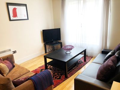 Photo for Lovely modern 1 bed - Shoreditch/Brick Lane