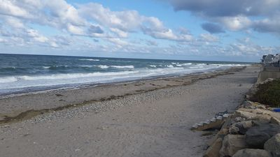 Photo for REXHAME BEACH OCEAN FRONT BUNGALOW COTTAGE VACATION RENTAL