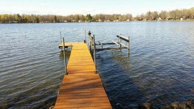 Photo for Lake Mille Lacs Cabin Rental on a Secluded Twin Bay