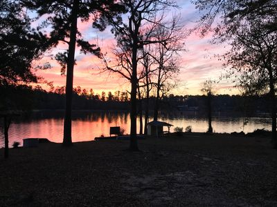 Photo for Lakefront Home with Onsite Boat Launch!  Great Fishing!  Very Relaxing!