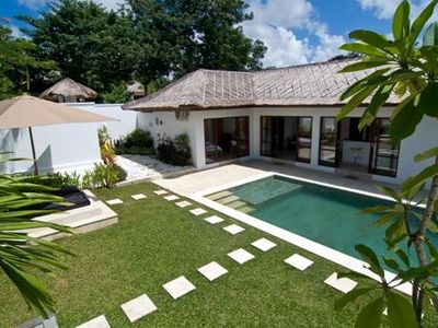 Photo for Charming 3 bedroom villa near beaches