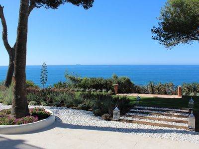Photo for Luxury Villa With Pool And The Best Sea Views In Costa Del Sol