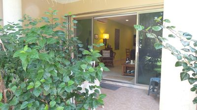 Photo for Puerto Aventuras Accommodation Deal - Condo in a complex - 1000 sq ft / 92 sq m