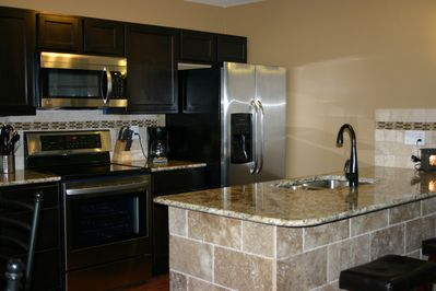 All new - Fully equipped Kitchen!