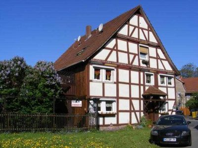 Photo for 2-room apartment (40m²) - Old half-timbered house - Family David