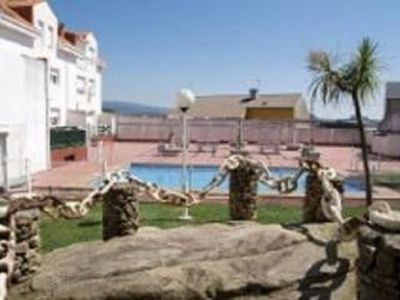 Photo for large duplex and pool with garden and barbecue in CAMBADOS