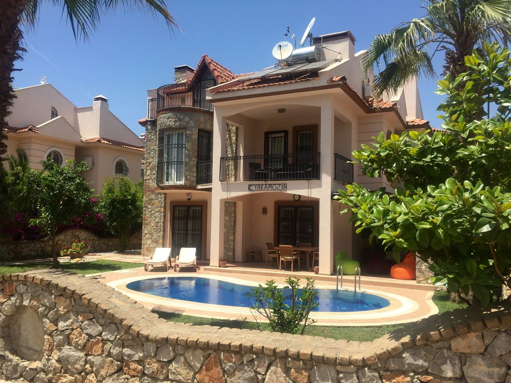Villa Yakamoz Luxus 4 Bett Villa Privater Pool Wi Fi Uk Tv In