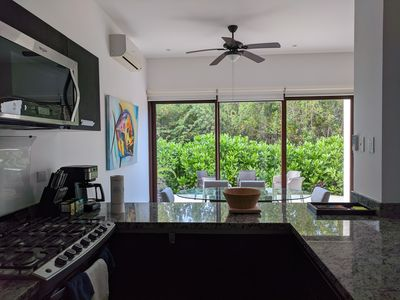 Photo for Exclusive new house on Akumal beach +Swim with turtles / 25 min TULUM and PDC
