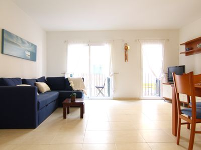 Photo for Large apartment 50 meters from the beach.