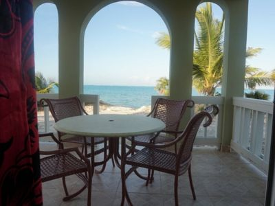 Photo for BEAUTIFUL 2 BEDROOM, 1 BATH VILLA HOME ON THE BEACH