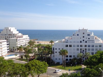 Photo for Beautiful 2 Bedroom 8 Floor Ocean View Apartment 2 Minutes From The Sunny Beach