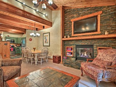 Photo for Steamboat Springs Condo - Walk to Thunderhead Lift