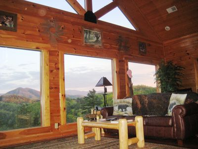 Photo for The Preserve Resort Mystic Sunrise, Mtn Views, 6 miles to Smoky Mtn Natl Park