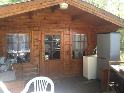 Photo for SMALL CHALET FOR 4 PEOPLE