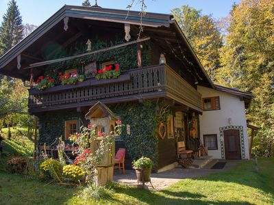 Photo for Cozy Holiday Home in Thiersee near Forest